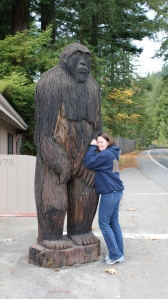 Me and My Sasquatch